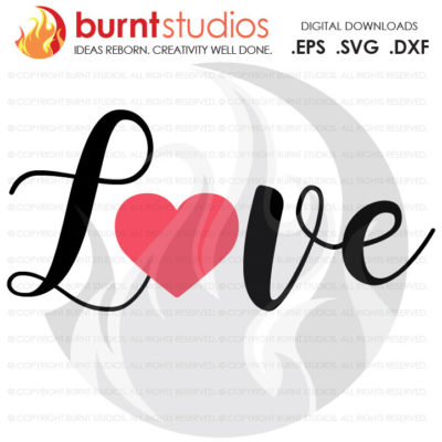 SVG Cutting File, Love Heart, Hugs and Kisses, Boys, Baby's First Valentine's Day, Heart, Love Cupid February 14, Decal, Svg, Png