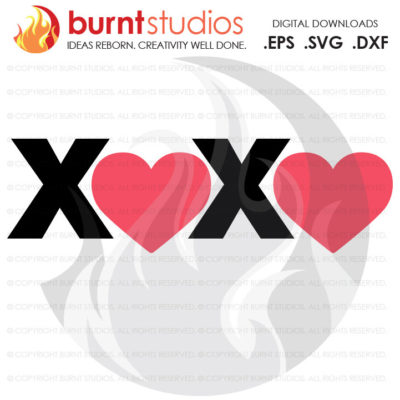 SVG Cutting File, XOXO, Hugs and Kisses, Boys, Baby's First Valentine's Day, Heart, Love Cupid February 14, Decal, Svg, Png