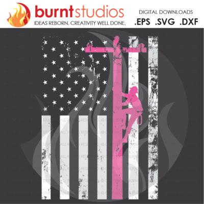 Lineman-USA-Grunge-Flag-2-01