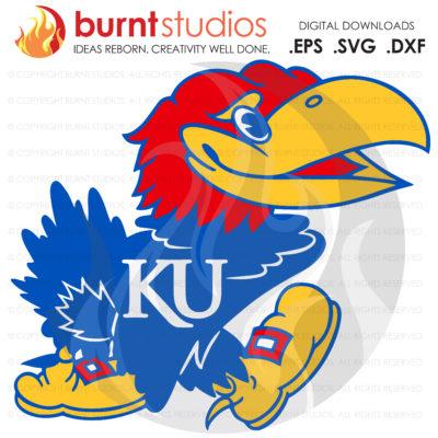 SVG Cutting File, Kansas Jayhawks, KU Basketball, University of Kansas, Hoops, Basketball, Svg, Png, Dxf, Eps file