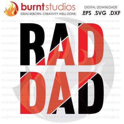 SVG Cutting File, Rad Dad, Line Life, Power Lineman, Journeyman, Wood Walker, Storm Chaser, DIY, Vinyl, PNG